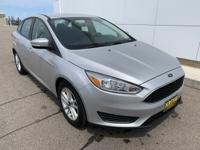 2016 Ford Focus SE Back Up Camera, Non-Smoker, One