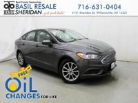 2016 Ford Fusion 4D Sedan SE 6-Speed Automatic, AWD.