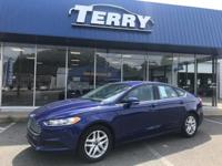 This 2016 Ford Fusion SE in Blue features: CARFAX