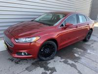 2016 Ford Fusion SE FWD 6-Speed Automatic, 10 Speakers,