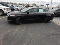 CARFAX One-Owner. Clean CARFAX. Shadow Black 2016 Ford