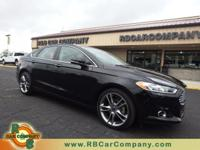 Used 2016 Ford Fusion, *DESIRABLE FEATURES:* BLUETOOTH,
