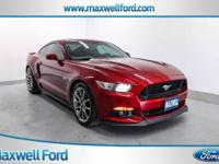 This 2016 Ford Mustang GT Premium is proudly offered by