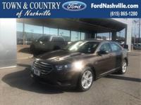 For a smoother ride, opt for this 2016 Ford Taurus SE