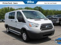 3D Low Roof Cargo Van, RWD, White, Electronic Stability