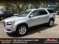Scores 22 Highway MPG and 15 City MPG! This GMC Acadia