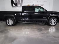 DENALI PACKAGE, 4WD, DUAL POWER SEATS, LEATHER SEATS,