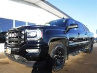 FREE POWERTRAIN WARRANTY! LOADED UP 2016 GMC SIERRA