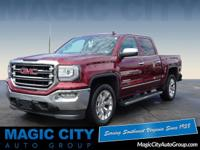 Treat yourself to this 2016 GMC Sierra 1500 SLT, which