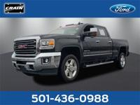 Recent Arrival! 2016 GMC Sierra 2500HD SLT Priced below