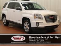 This 2016 GMC Terrain SLT comes loaded with features