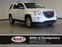 This 2016 GMC Terrain SLT comes complete with WIFI