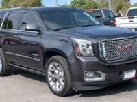 CARFAX One-Owner. Iridium Metallic 2016 GMC Yukon