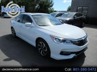 This 2016 Honda Accord EXL is super clean! It has a 4