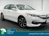 CARFAX 1-Owner, LOW MILES - 19,204! White Orchid Pearl