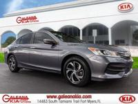REDUCED FROM $16,990!, EPA 37 MPG Hwy/27 MPG City!