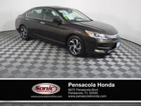 Delivers 37 Highway MPG and 27 City MPG! This Honda
