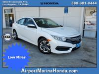 Check out this. 2016 Honda Civic EX Civic EX,