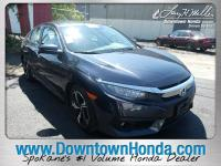 This 2016 Honda Civic Sedan Touring is proudly offered