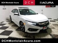 NavigationDCH VALUE CERTIFIED Honda QUALITY, ONE OWNER,
