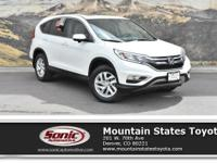 Come see this 2016 Honda CR-V EX. Its Variable