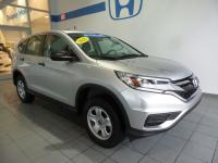 2016 Honda CR-V LX CARFAX One-Owner. ***HONDA FACTORY