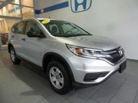 2016 Honda CR-V LX CARFAX One-Owner. ***AWD***, VIPER