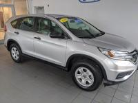 2016 Honda CR-V LX CARFAX One-Owner. ***NEW TIRES, AWD,