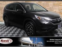 Scores 33 Highway MPG and 26 City MPG! This Honda CR-V