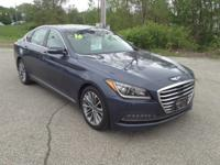 2016 Hyundai Genesis 3.8 Parisian GrayAwards:* 2016