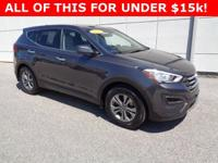 2016 Hyundai Santa Fe Sport 2.4 Base**ONE OWNER**,