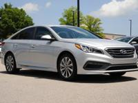 CARFAX One-Owner. Clean CARFAX. Sonata Sport, 4D Sedan,