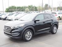 Ash 2016 Hyundai Tucson SE FWD 6-Speed Automatic with