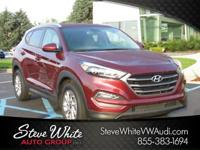 CARFAX One-Owner. Clean CARFAX. Ruby Wine 2016 Hyundai
