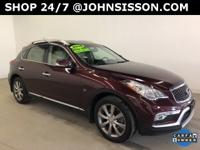 2016 INFINITI QX50 Call or text us at   or   and ask