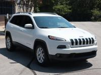 2016 Jeep Cherokee Latitude Recent Arrival! 9-Speed