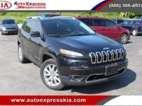- - - 2016 Jeep Cherokee 4WD 4dr Limited - - -  4 Wheel
