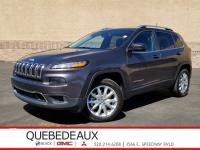 Rhino Clearcoat 2016 Jeep Cherokee Limited 4WD 9-Speed