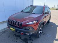 2016 Jeep Cherokee Trailhawk19/26 City/Highway MPG  17""