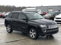 Introducing the 2016 Jeep Compass! Go anywhere