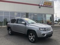 billet silver metallic clearcoat 2016 Jeep Compass High