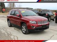 - - - 2016 Jeep Compass 4WD 4dr High Altitude Edition -
