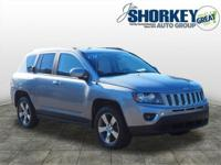 2016 Jeep Compass High Altitude 4WDCARFAX One-Owner.