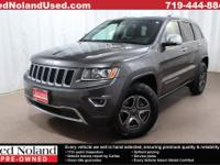 Trail ready! Just arrived, this used 2016 Jeep Grand