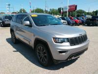 Recent Arrival! 2016 Jeep Grand Cherokee Limited Billet