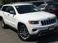 This Economy Certified 2016 Jeep Grand Cherokee Limited