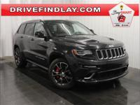 2016 Jeep Grand Cherokee SRT Brilliant Black Crystal