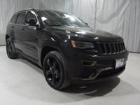 *These Packages Will Make Your Jeep Grand Cherokee High