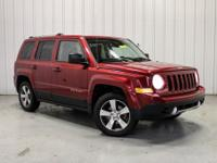 CARFAX One-Owner. 2016 Jeep Patriot High Altitude Deep