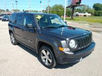 Recent Arrival! 2016 Jeep Patriot High Altitude ABS